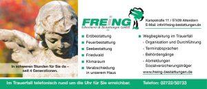 Freing Bestattungen - Attendorn - Finnentrop - Olpe